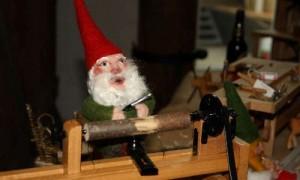 Juleklip på museet