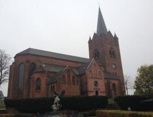 Sommer i Sct. Mikkels Kirke