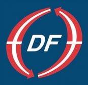 logo df