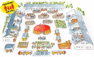 Cirkusland åbner i vinterferien