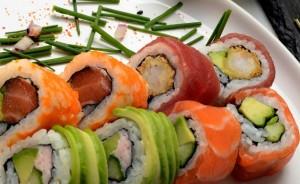 Sushi-kursus