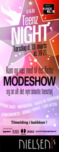 Teenz Night i NIELSENs