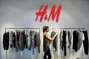 H&M åbner i Galleriet