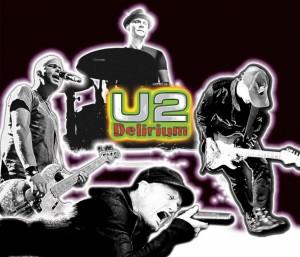 U2-kopiband på Badeanstalten