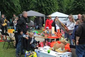 Loppemarked i Slagelse Festuge