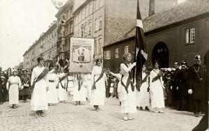 100-året for kvinders valgret
