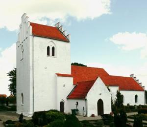 Teater i Sorterup Kirke