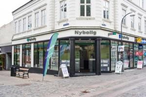 Ny butikker i bymidten