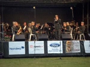 Sidste picnickoncert i Slagelse
