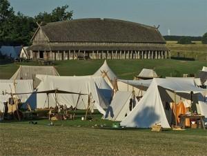 Vikingeaktiviteter på Trelleborg