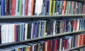 Bogsalg på Slagelse Bibliotek