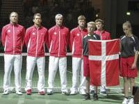 Davis Cup brag