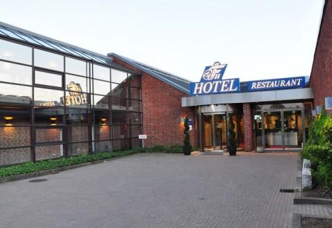 Mortens Aften på Hotel Frederik den 2.