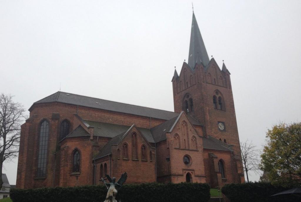 Sogneeftermiddag i Sct. Mikkels Kirke
