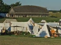 Hold ferie med vikingerne