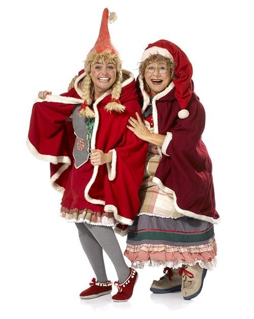 Nissedrys og Julemagi