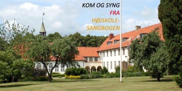 Sangaften i Liselunds dagligstue