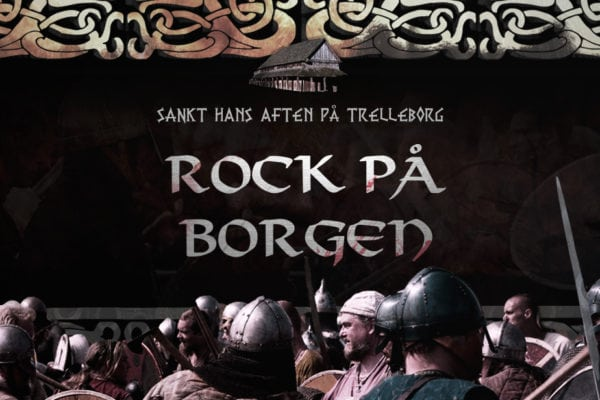 Midsommerfest med vikingemetal