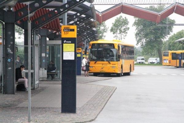 Region Sjælland og Movia starter forsøg med førerløse busser