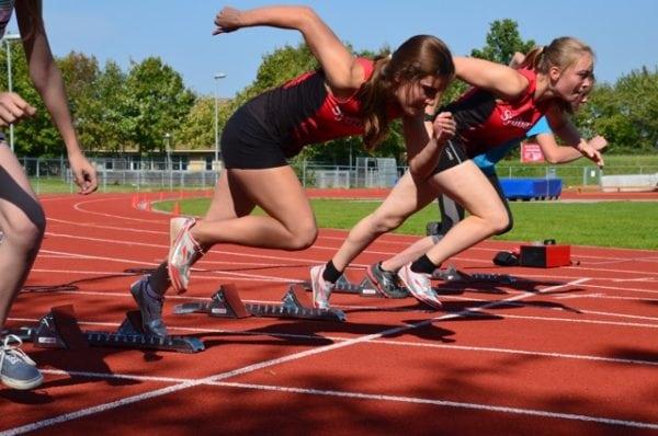 Åbne Slagelse mesterskaber i atletik