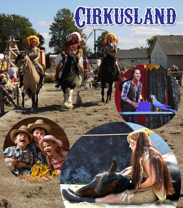 Efterårsferie i Cirkusland