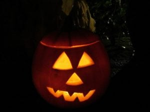 Halloween er kommet til Slagelse