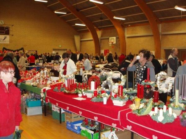Julekræmmermarked