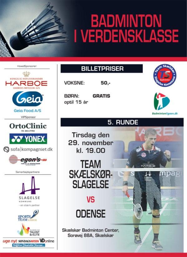 Verdensklasse-Badminton TSS