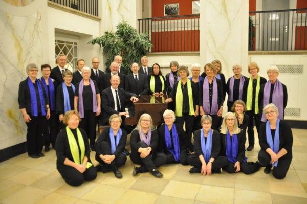 Storebæltskoret fejrer N.W.Gade