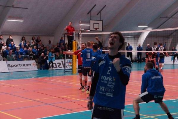 Volleyklubben Vestsjælland spiller hjemmebanen