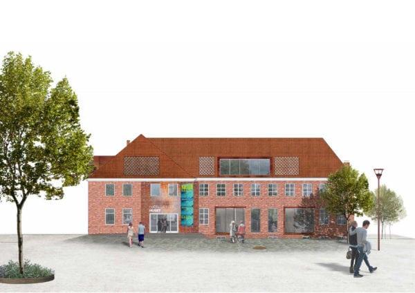 Posthus bliver til vækst- og innovationshus