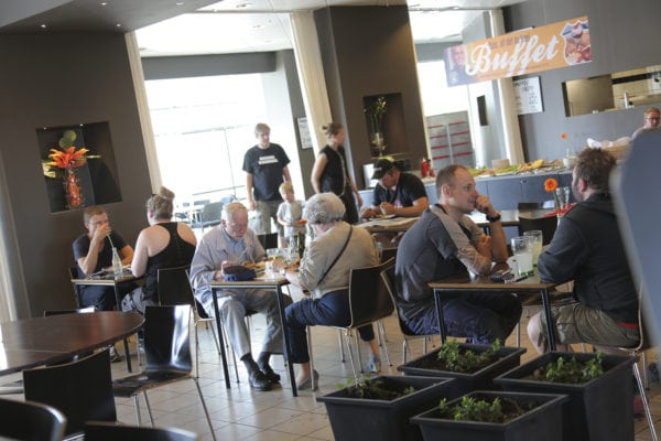 Café Antvorskov giver bedre tid