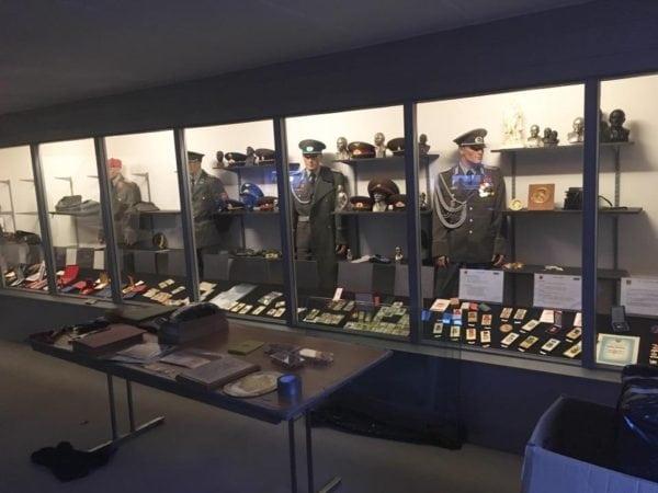 Sæsonen starter hos Panzermuseum East