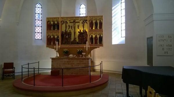 Eggeslevmagle Kirke fejrer Påskedag