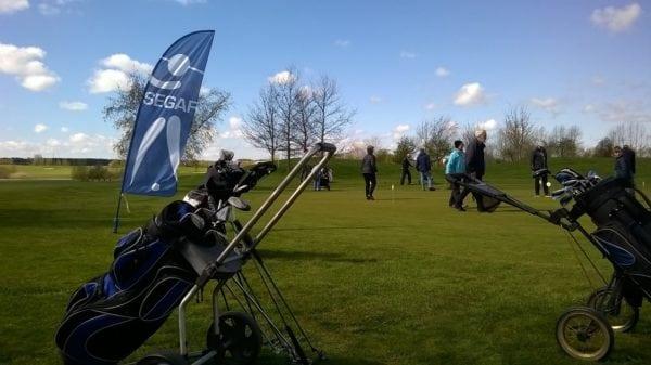 Parturnering i Trelleborg Slagelse Golfklub