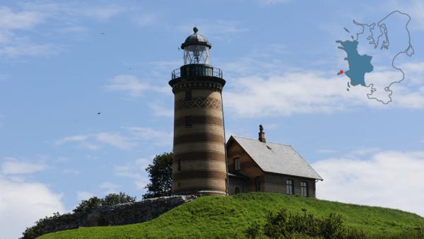Guidede ture til Sprogø