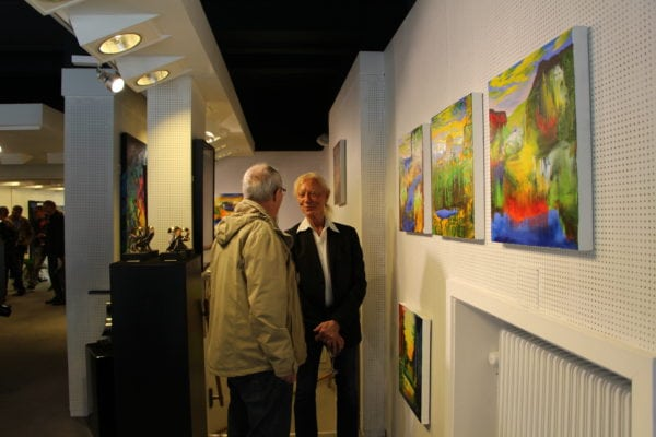 Kunstgalleriets fernisering