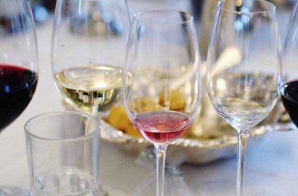 Smagning af vine fra Argentina