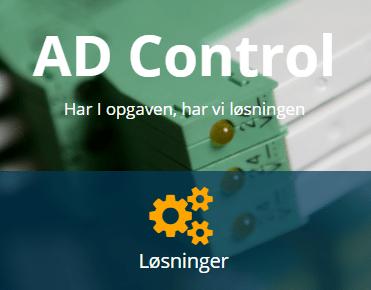 Kundeorienteret PLC-programmør søges til AD Control i Slagelse