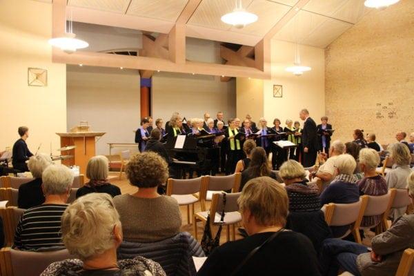 Jubilæumskoncert med velvalgt solistvikar