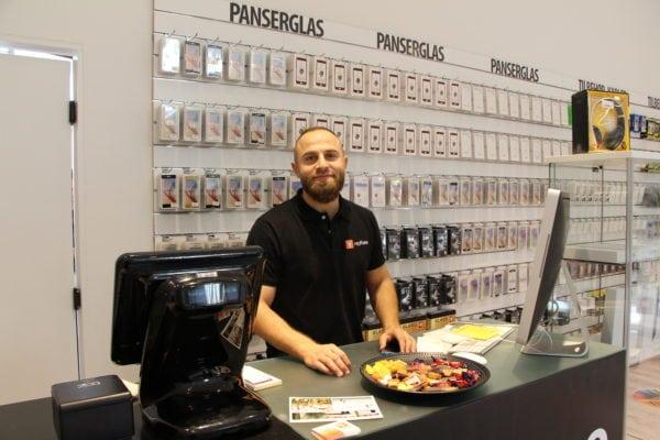 Ny butik i Vestsjællandscentret