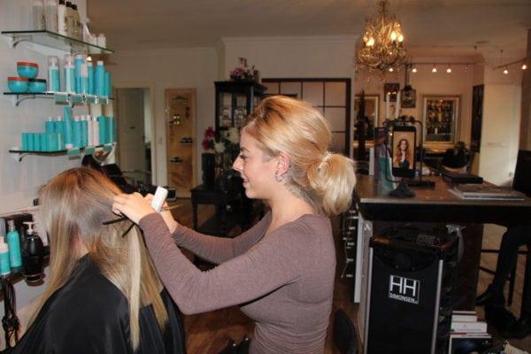 Ny frisør hos Vivi Hair Design