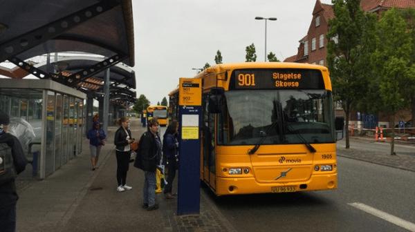 Nogle busser ændrer køreplan 10. december