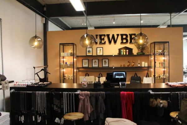 Forny garderoben hos Newbe