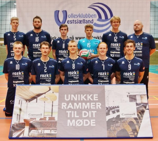 Comwell Korsør og Comwell Klarskovgaard i nyt samarbejde med volleyball