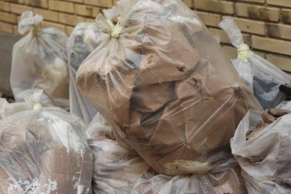 Affald - sms-service