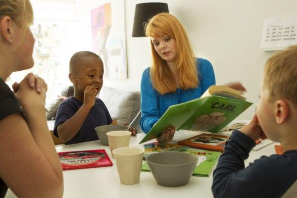 Nomineret for særlig indsats for børn og unge i Slagelse