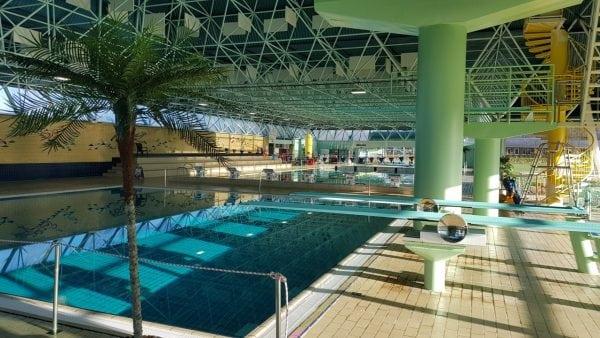Slagelse Svømmehal renoverer i uge 28 og 29