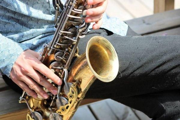 Jazz på Fisketorvet