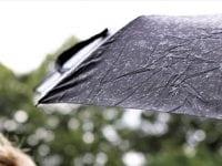 Kraftig regn og skybrud